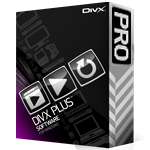DivX for Windows (incl. DivX Player) icon